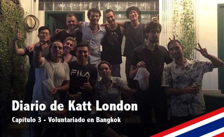 Voluntariado en Bangkok