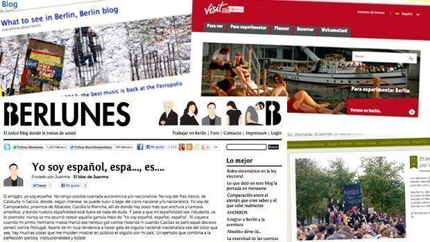 Webs y Blogs sobre Berlín