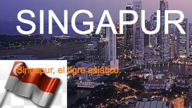 Visite Singapur
