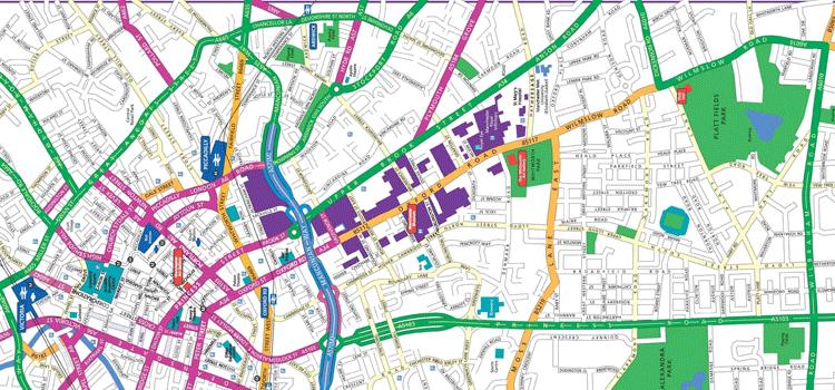 Transporte público de Manchester