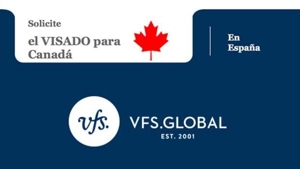 Centro de Recepción de Solicitud de Visas Canadiense (CRSVC) en Madrid