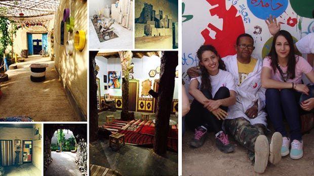 Conoce Marruecos con Asociación Caravana Arte Sin Fronteras