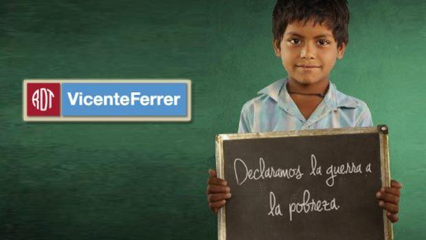 Trabajar de voluntario en la India con la fundación Vicente Ferrer
