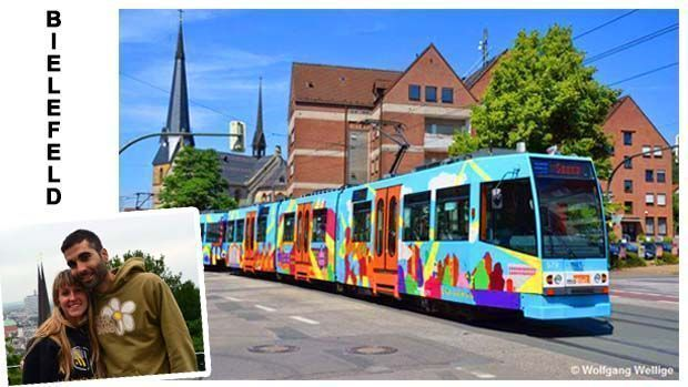 Entrevista a Marco, que nos cuenta su vida en Bielefeld, Alemania