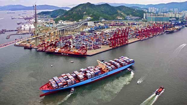 Trabajar en Maersk Line, la mayor naviera del mundo, en Filipinas