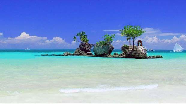 Estudiar inglés en una isla paradisiaca, Boracay, Filipinas