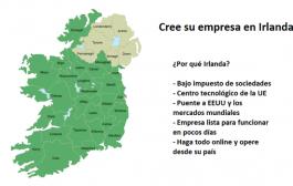 Montar tu empresa en Irlanda y ahorrar impuestos