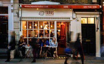 Trabajar en un restaurante español en Londres