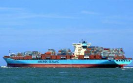 Trabajar en Maersk