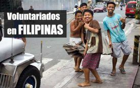 Trabajar como voluntario en Filipinas, lista de ONGs
