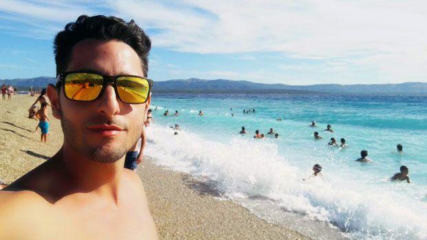jorge-en-playa-de-croacia