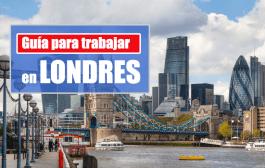 Guía para trabajar en Londres