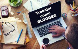 Trabajar como Blogger