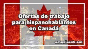 Ofertas de trabajo para hispanohablantes en canad - Ofertas trabajo londres ...