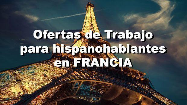 Ofertas de trabajo para espa oles en francia - Ofertas trabajo londres ...