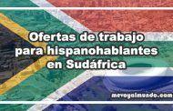 Ofertas de trabajo para hispanohablantes en Sudáfrica