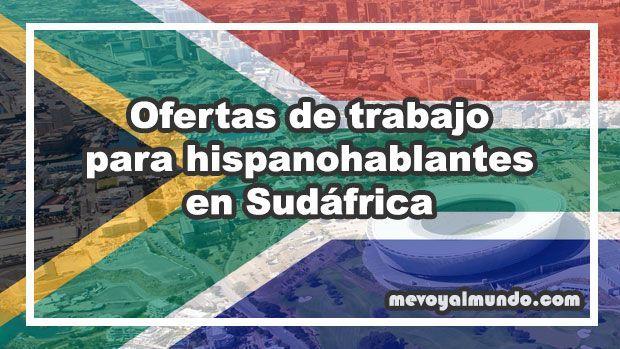 Ofertas de trabajo para hispanohablantes en sud frica - Oferta de empleo en londres ...
