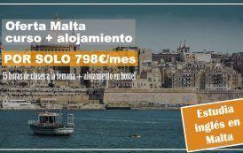 Estudiar inglés en Malta, los cursos más baratos y buenos