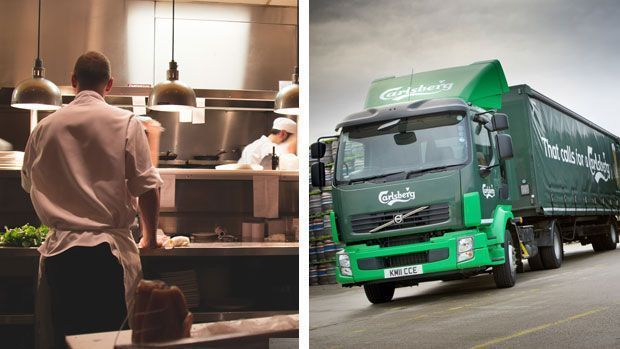 Necesitan chefs y camioneros en Noruega