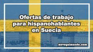 Ofertas de trabajo para hispanohablantes en suecia - Oferta de empleo en londres ...