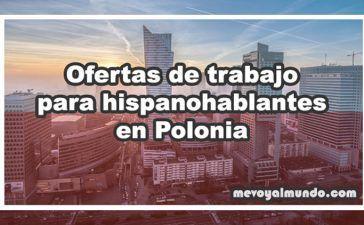 Ofertas de trabajo para hispanohablantes en Polonia