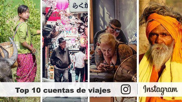 Las 10 mejores cuentas de instagram de viajeros españoles