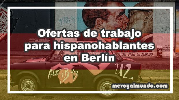 Ofertas de trabajo para hispanohablantes en berl n - Oferta de empleo en londres ...