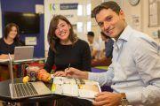 Alcanza un doble objetivo: Inglés más experiencia laboral internacional
