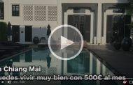 Vivir en Chiang Mai, Tailandia, con 500€ al mes