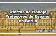 Ofertas de trabajo para Profesores de Español en Berlín