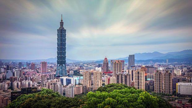 Trabajar y vivir en Taiwan