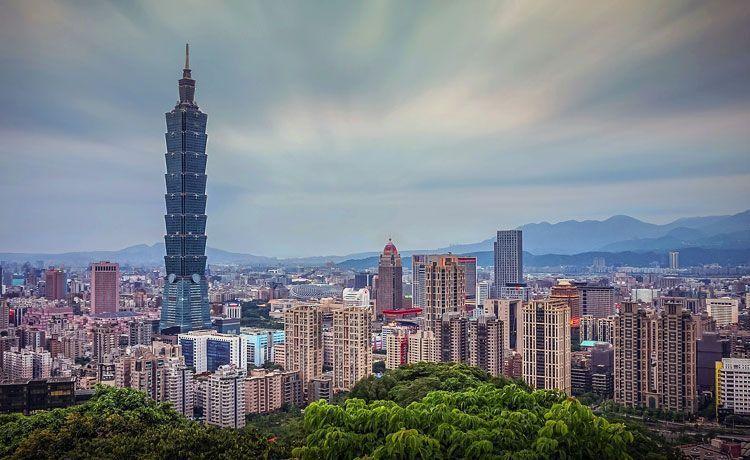 Trabajar y vivir en Taiwán