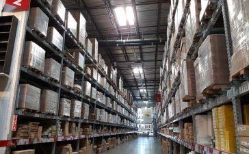 trabajar en almacenes en Reino Unido