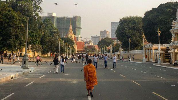Montar un negocio en Camboya