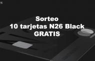 N26 Black, una cuenta premium para viajeros con Mastercard incluida