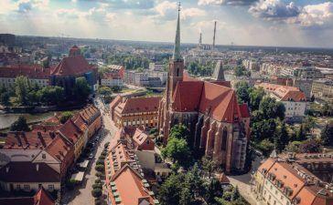 Trabajar y vivir en Breslavia, Polonia