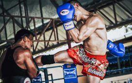 Muay Thai en Tailandia