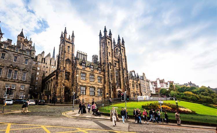 Becas de la Universidad de Edimburgo