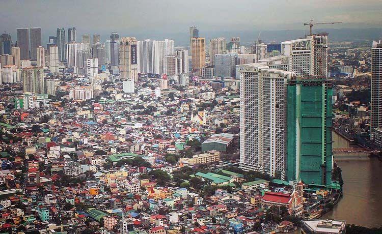El coronavirus en Filipinas