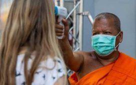 Coronavirus en Tailandia