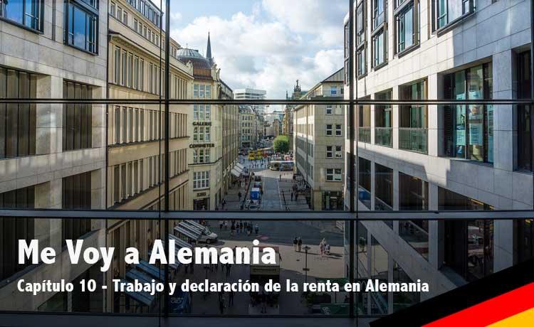 Trabajo y declaración de la renta en Alemania
