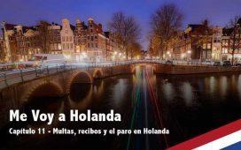 El paro en Holanda