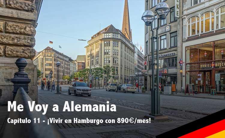Vivir en Hamburgo