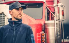 Trabajar como camionero en EEUU