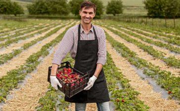 Trabajar en la fresa en Holanda